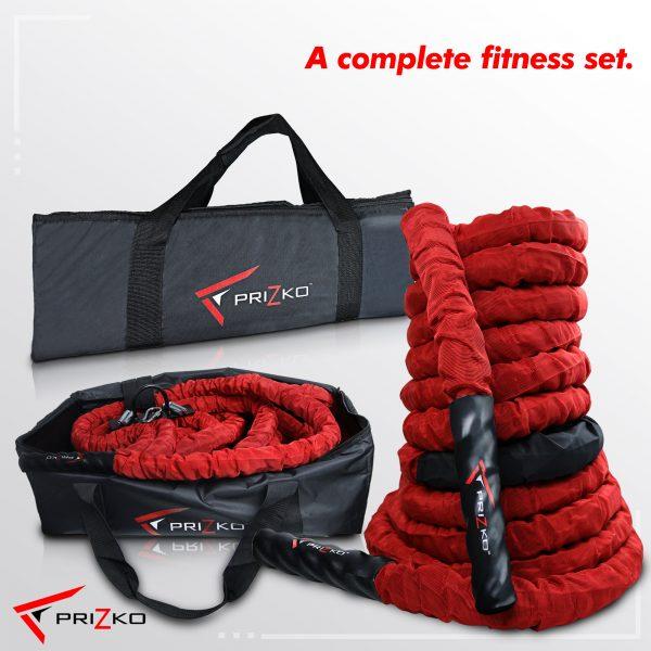 best battle ropes exercises